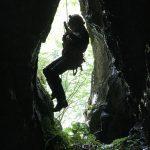 PCCが発見した洞窟/新支洞