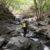 センドウギ沢洞穴探索